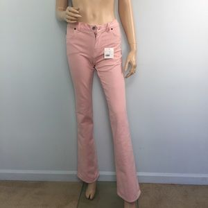 MOSCHINO Donna Boot Cut Soft Pink jenas 26